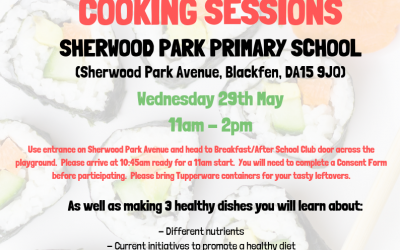 Parent and Child Cooking Sessions