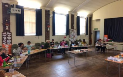Family Cooking Sessions – October